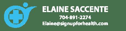 Elaine Saccente Logo